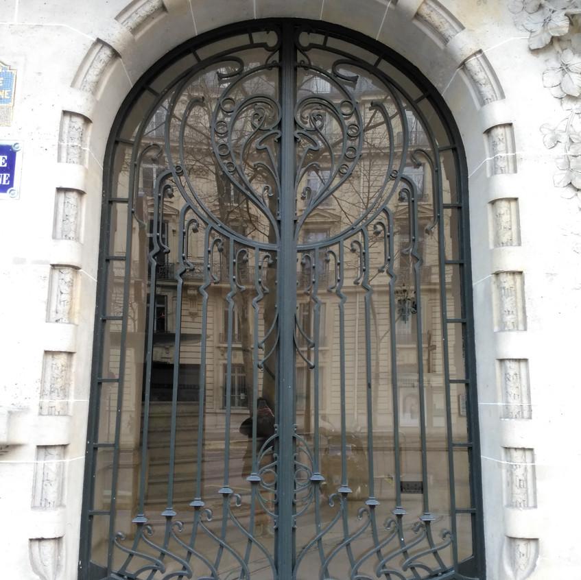 23 avenue Messine