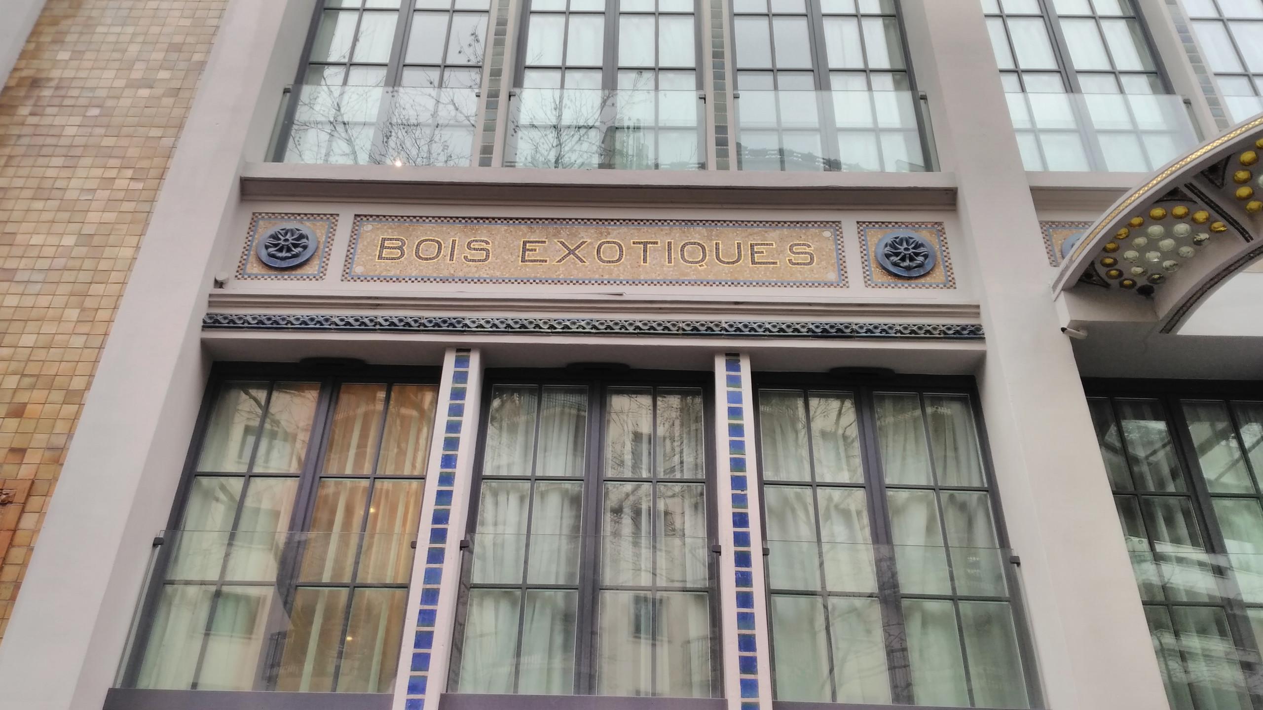 Maison Boutet - Façade
