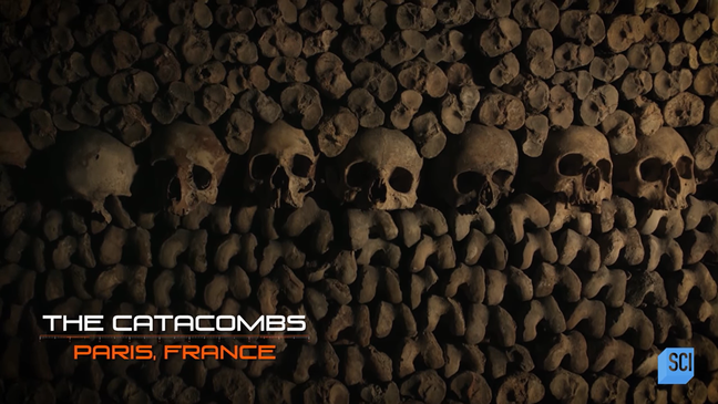 MYSTERIES OF THE ABANDONED - The Catacombs
