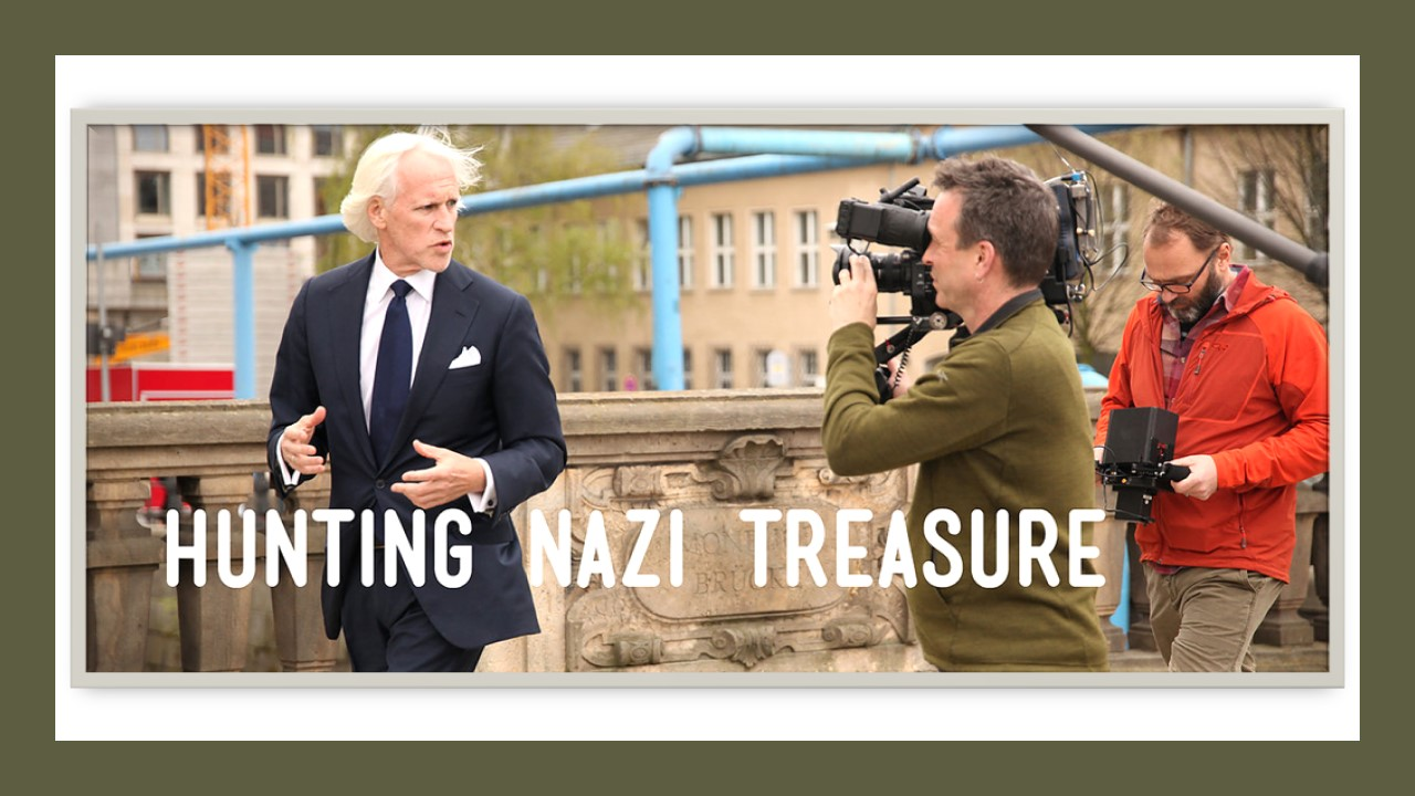 Hunting Nazi Treasure Docuseries