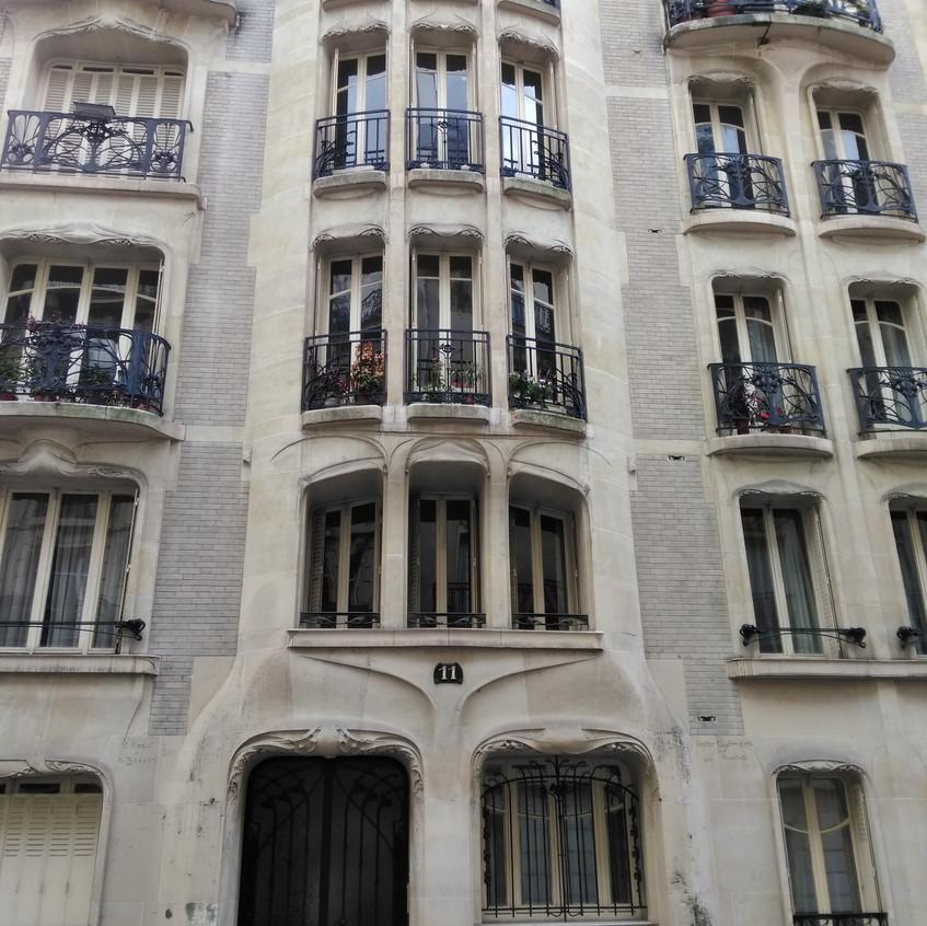 Immeuble Trémois