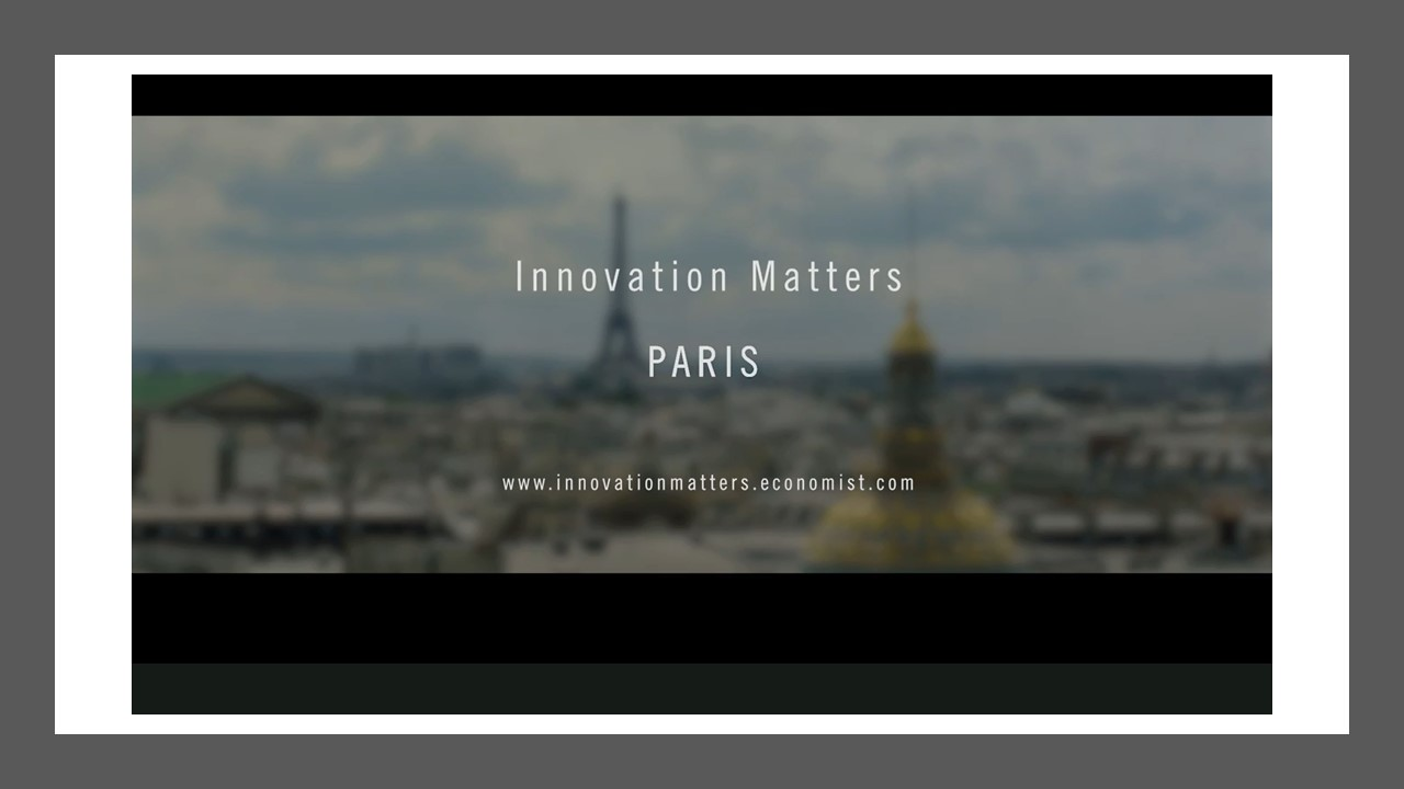 Innovation Matters Paris