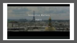 Innovation Matters Paris