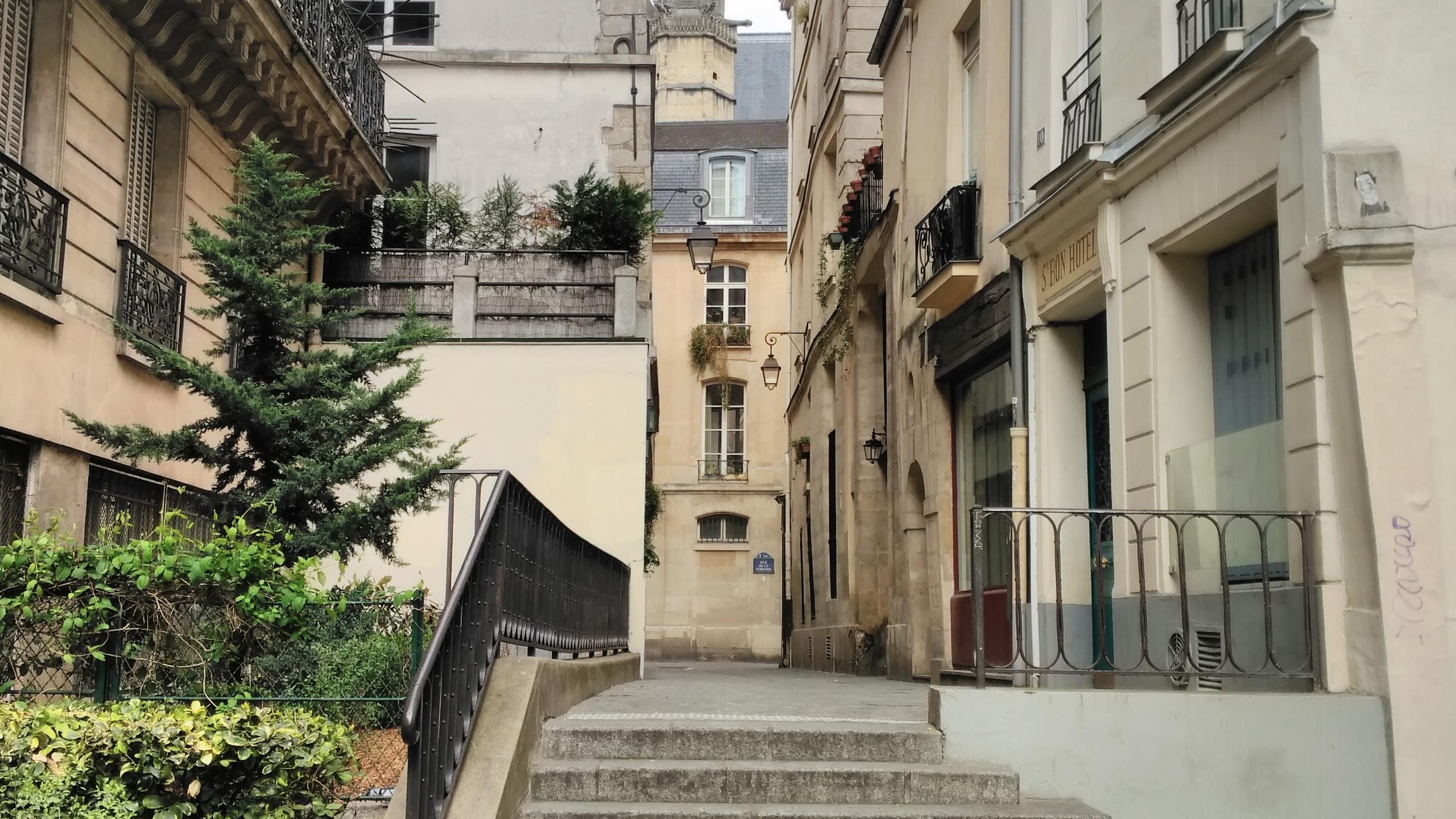 Stairs - Passage Paris 04
