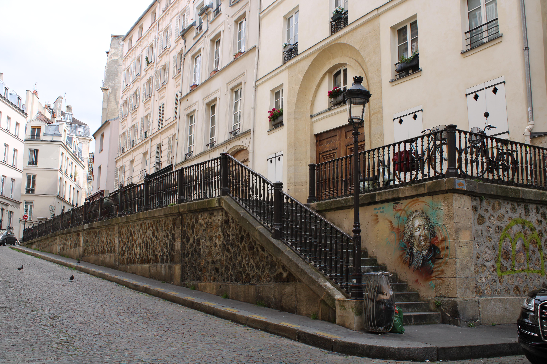 Latin Quarter Street