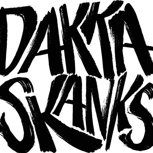 Dakka Skanks EP (CD)