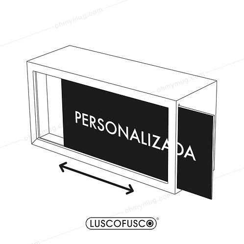PANTALLA CAJA DE LUZ PARA PERSONALIZAR