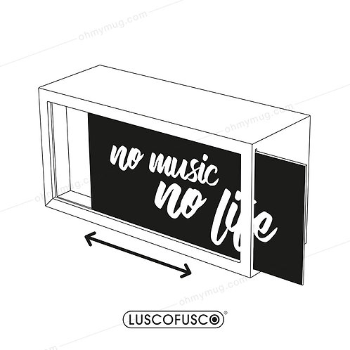 LIGHTBOX LUSCOFUSCO PANTALLA NO MUSIC