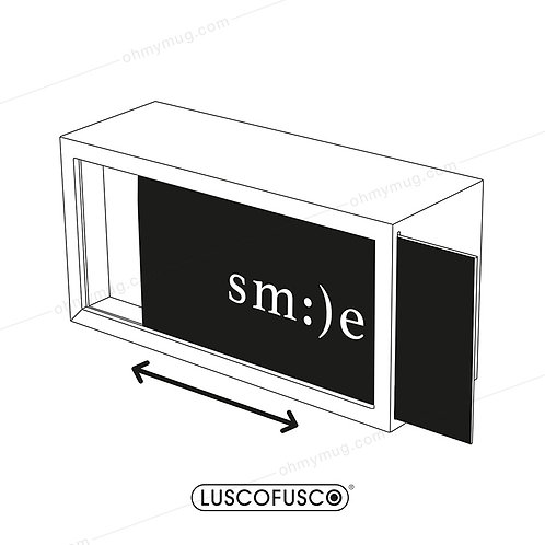 LIGHTBOX LUSCOFUSCO PANTALLA SMILE