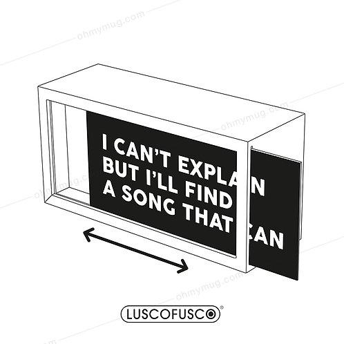 LIGHTBOX LUSCOFUSCO PANTALLA I CANT EXPLAIN