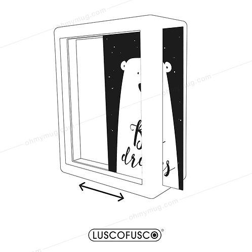 LIGHTBOX LUSCOFUSCO PANTALLA BIG DREAMS OSO