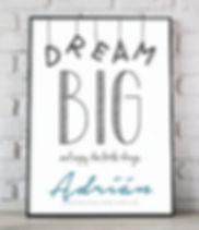 poster-lamina-personalizada-Dream-Big.jp