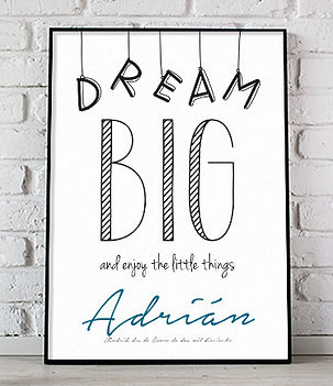 poster-lamina-personalizada-Dream-Big.jp