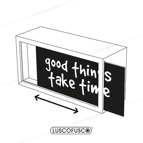 LIGHTBOX LUSCOFUSCO PANTALLA GOOD THINGS