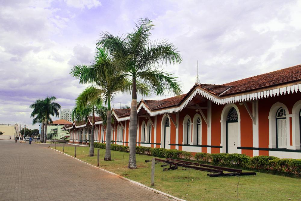Praça Central do Brasil