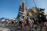 Barcelone - semi-marathon