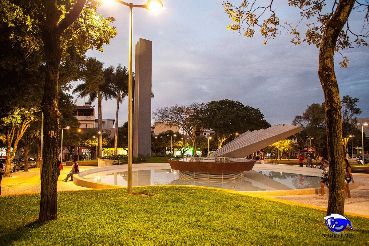 Praça Benedito Valadares
