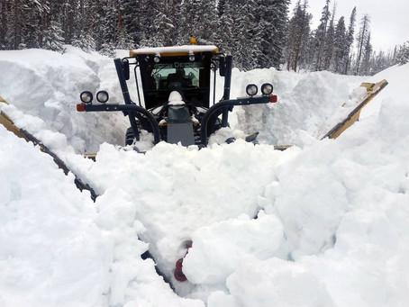 Yellowstone Roads