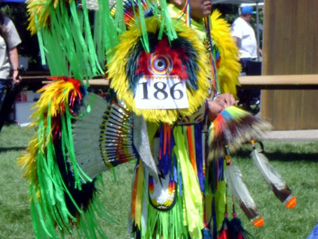 PLAINS INDIAN POWWOW, MULE DAYS AND MORE WEEKEND!