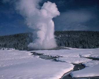 THE EAST GATE TO YELLOWSTONE IS OPEN!