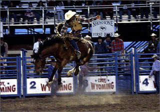 Cody Nite Rodeo starts Saturday, June 1st