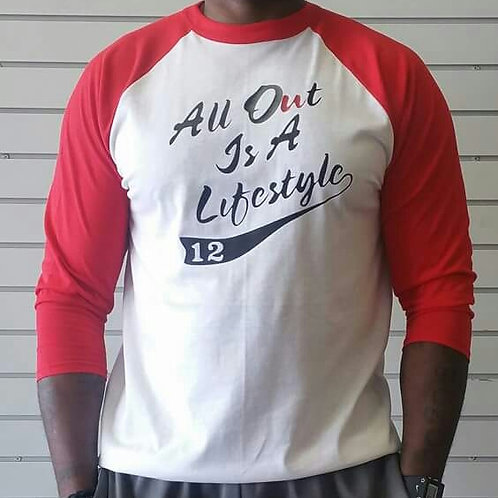 All Out is a Lifestyle shirt
