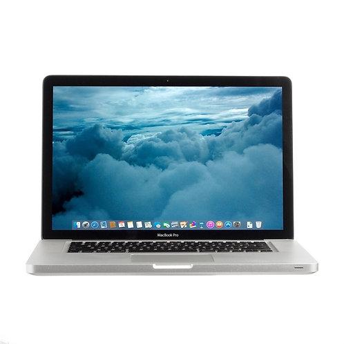 ✅ Macbook Pro 15 inch 2.2-3.2ghz i7 quad core,4-8-16gb HDD/SSD options