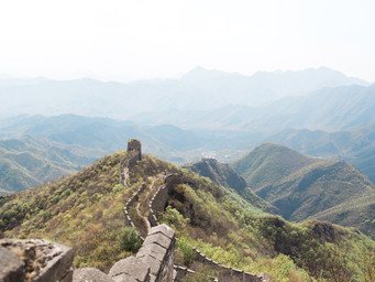 Exploring Abroad Series: Beyond Words, The Great Wall of China in Photos