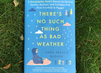 Summer Reading: There's No Such Thing as Bad Weather