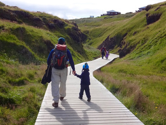 Exploring Abroad Series: Why Iceland is an Amazing Place to Wike with Children