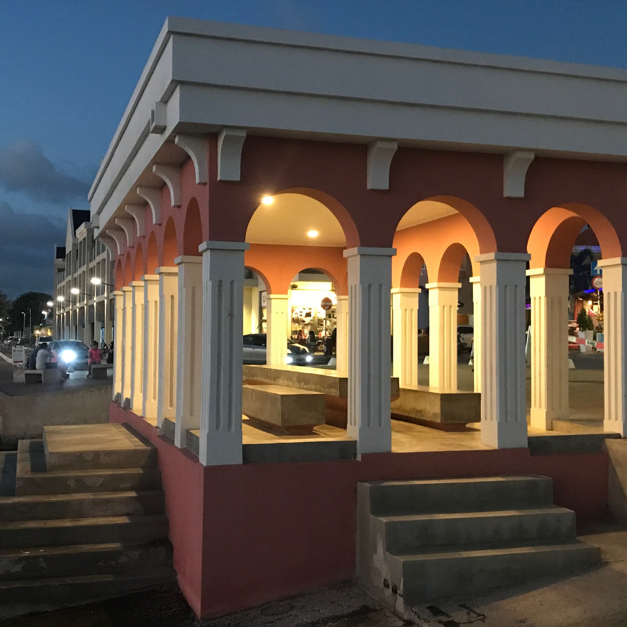 Bonaire Historical Buildings