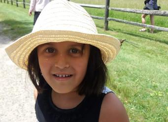 Winner: Reva, Age 5