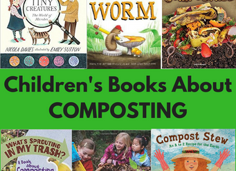 Children's Books About Composting