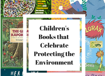 Make Just One Change Series: Books about Helping the Earth