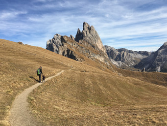 Exploring Abroad Series: Family Adventure in Italy's Dolomites