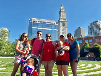 Boston Urban Hike: The Greenway is for Everyone!