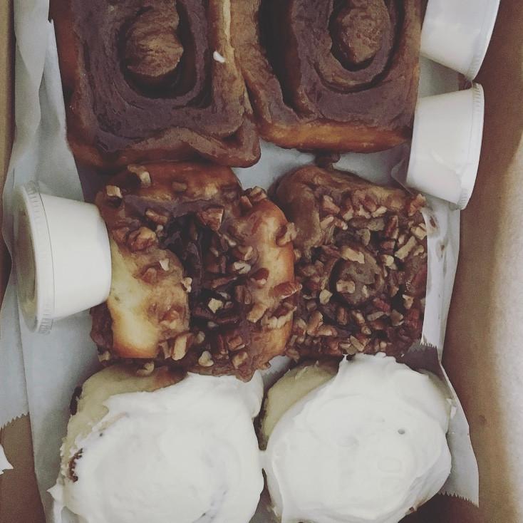 Cinnamon's Bakery- SO GOOD