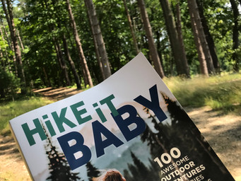 Giveaway and Review: Hike it Baby 100 Awesome Outdoor Adventures with Babies and Toddlers
