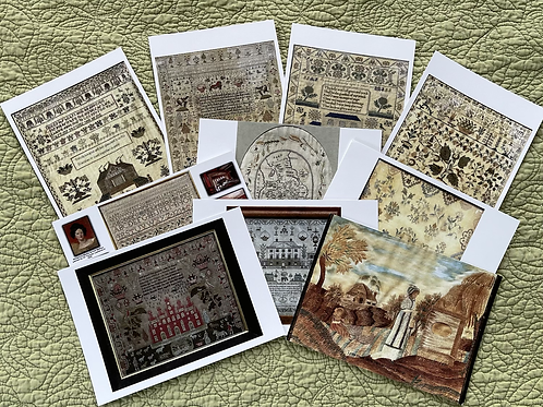 Sampler Notecards & Envelopes