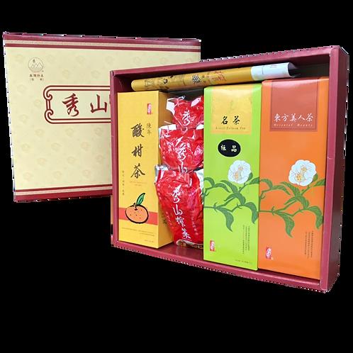 群英會禮盒