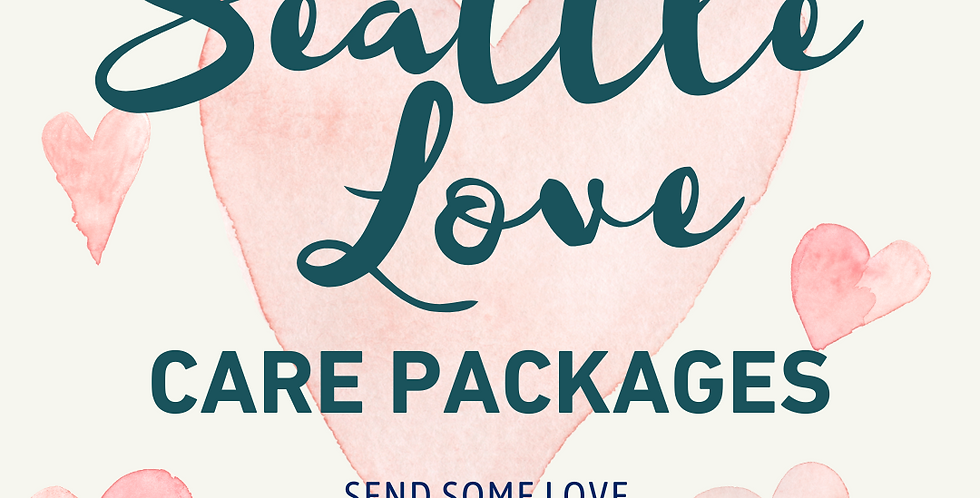 Seattle Love $75 Care Package