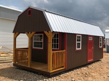 First tiny-home purchased!