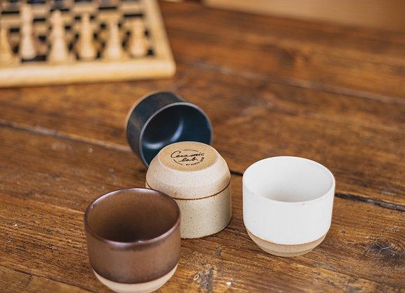 Ceramic Cups - Set of 4
