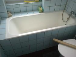 stará původní vana