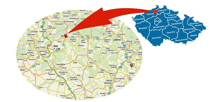 Renovace, výměny, opravy van - Severní Čechy
