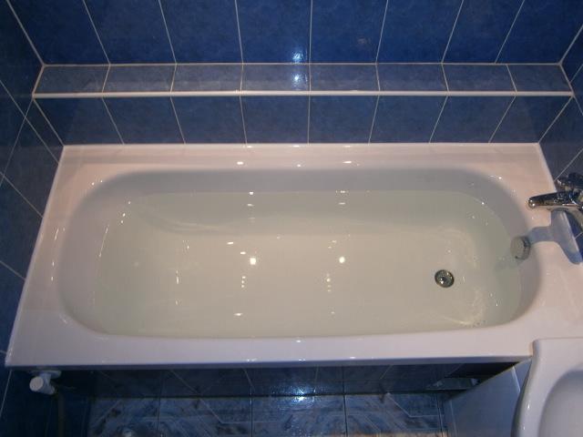nová vana bez bourání