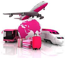 Transports aéroport et gare
