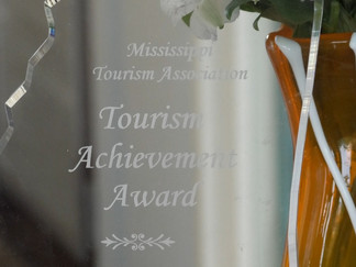 VisitHATTIESBURG wins tourism achievement award at MTA Governor's Conference on Tourism