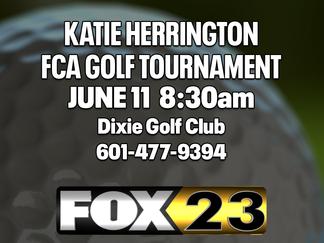 Preps continue for Katie Herrington FCA Golf Tournament