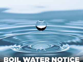 Glendale Utility District: Boil water notice lifted
